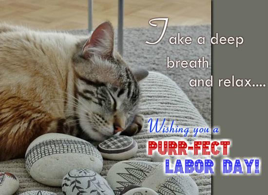 Send Labor Day Card!