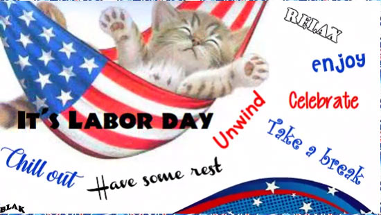 Send Labor Day Card!