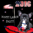 Yippie Happy Labor Day.
