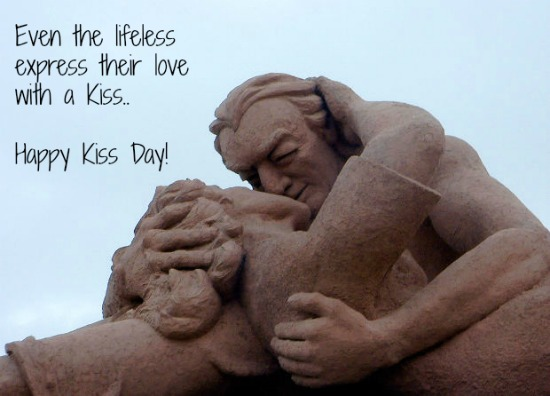 A Kiss Day For Everyone..