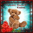 Consider Yourself Kissed...