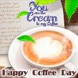 My Happy Coffee Day Ecard.