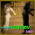 Our Thank You Dance.