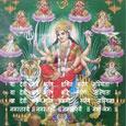 A 9 Days Religious Wish On Navratri.