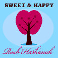 Sweet & Happy Rosh Hashanah.