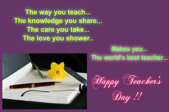 To a special teacher free teachers day india ecards greeting to a special teacher m4hsunfo