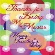 Teachers' Day Wishes.