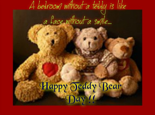 Teddies Spreading Smiles.