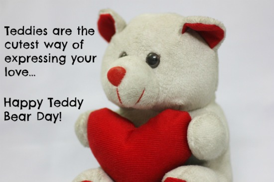 Teddy Bear Love.