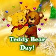 Hugs And Love On Teddy Bear Day!