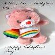 Teddy Bear Hug...