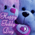 Send Teddy Bear Day Ecard!