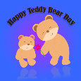 Celebrate Teddy Bear Day With Love.