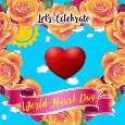Home : Events : World Heart Day 2020 [Sep 29] - Celebrate World Heart Day.