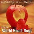 Home : Events : World Heart Day 2020 [Sep 29] - Start Your Day With A Healthy Heart.