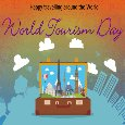 Home : Events : World Tourism Day 2020 [Sep 27] - Happy Travelling Around The World.