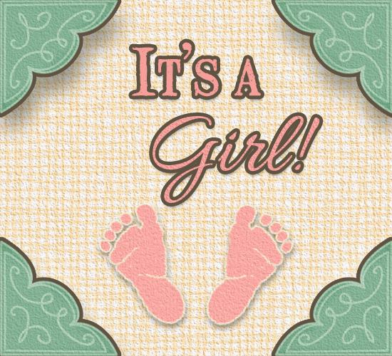 New Baby Girl...