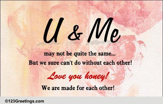Ideas About Special Message To My Husband, - Valentine Love Quotes