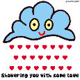 Showering You With Love...