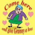 Granny Hug.