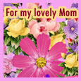 Thank You Mom For Your Love And Care.