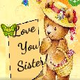 Home : Family : Sister - There Is No Better Sister Than You!