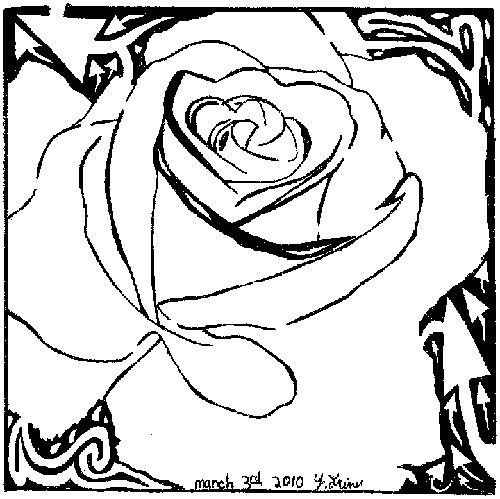 Rosy Maze.