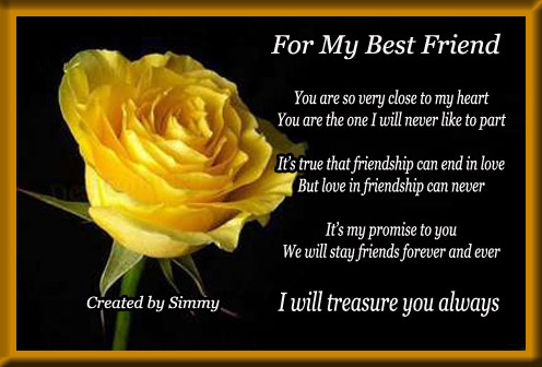 For My Best Friend. Free Best Friends eCards, Greeting ...