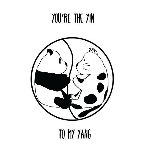 Yin Yang Panda!