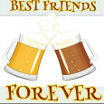 Best Friends Forever Beer.