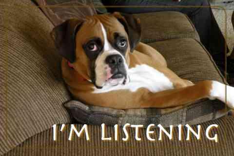 I'm Listening.