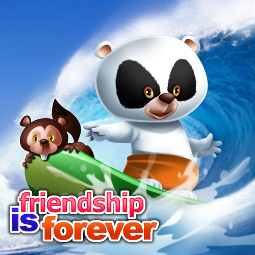 Friendship Is Forever...