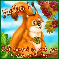 Hello Have A Nice Day...