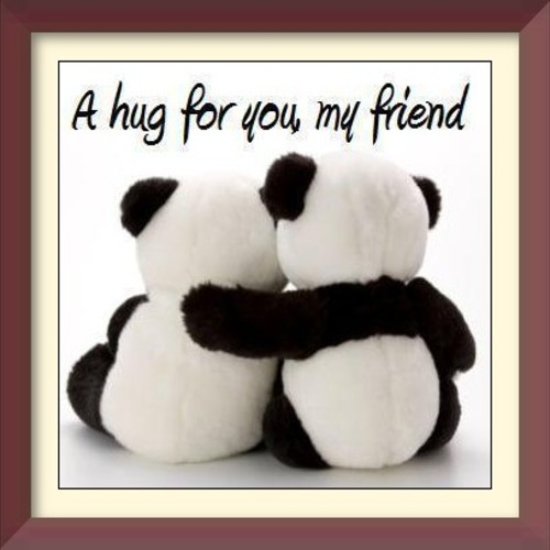 Hugs For Friends Quotes. QuotesGram