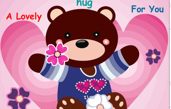 Sending You A Hug Quotes A Lovely Hug For You. ...