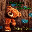Miss You My Friend Ecard.