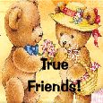 God Tied Us With True Friendship!