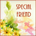A Friend As Special As You...