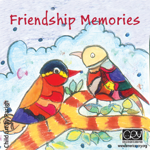 Friendship Memories!