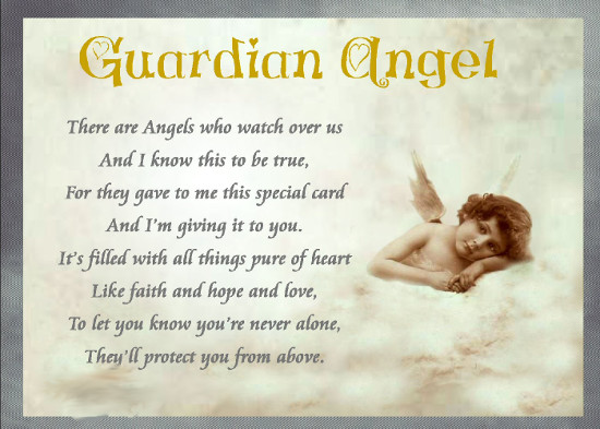 A Message From Your Angel.