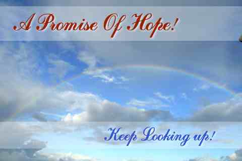 A Promise Of Hope...