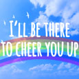 Cheer Up With A Rainbow.