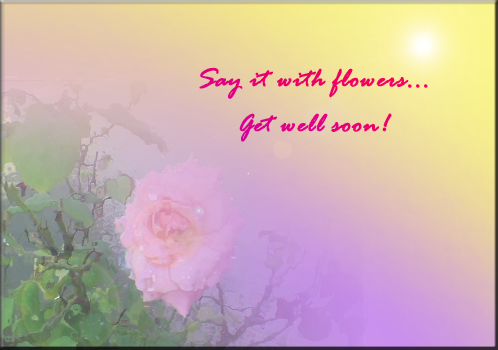 Get Well Soon Dear. Free Get Well Soon eCards, Greeting Cards ...