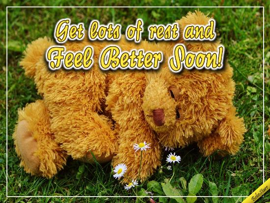 Get Rest!