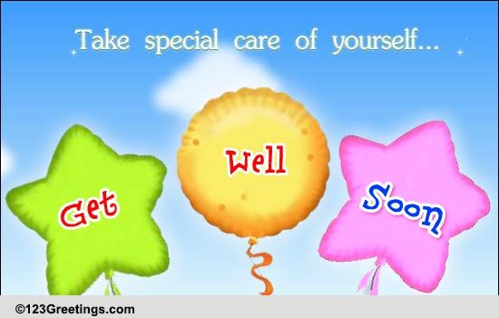 Get Well Soon Card Free Get Well Soon Ecards Greeting