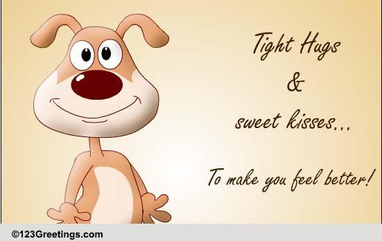 Tight Hug And Sweet Kiss