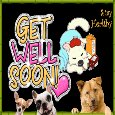Get Well And Stay Healthy.