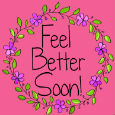 Please Feel Better!