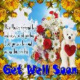 A Cute Get Well Soon Card For You.