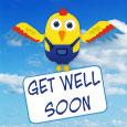 Get Well Soon Bird.